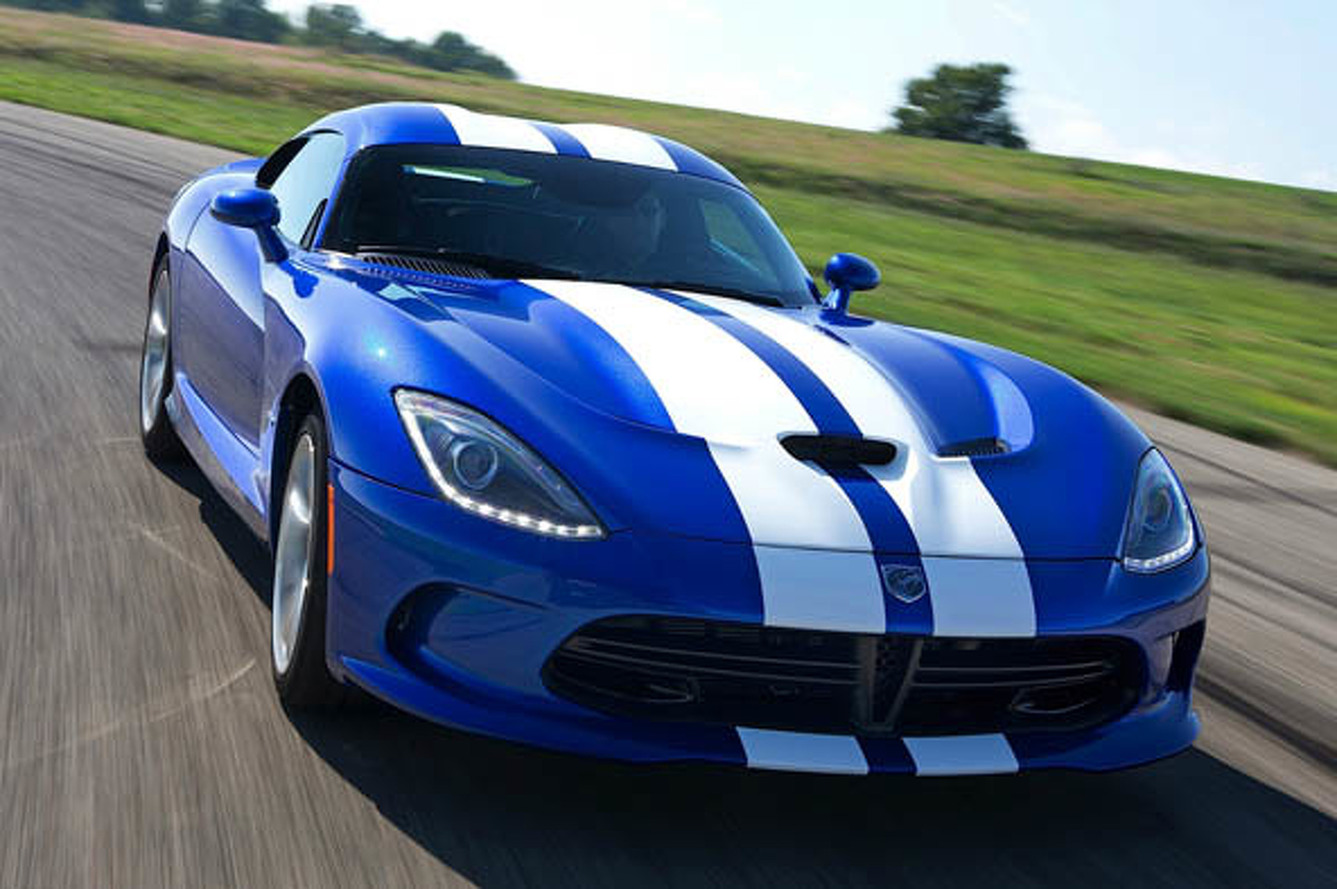 5 Reasons the 2013 SRT Viper GTS was Our Most Popular Ride this Week