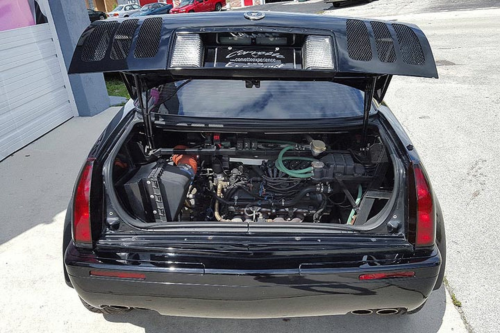This 575-HP, Double-V8 Cadillac is Wonderfully Nutty