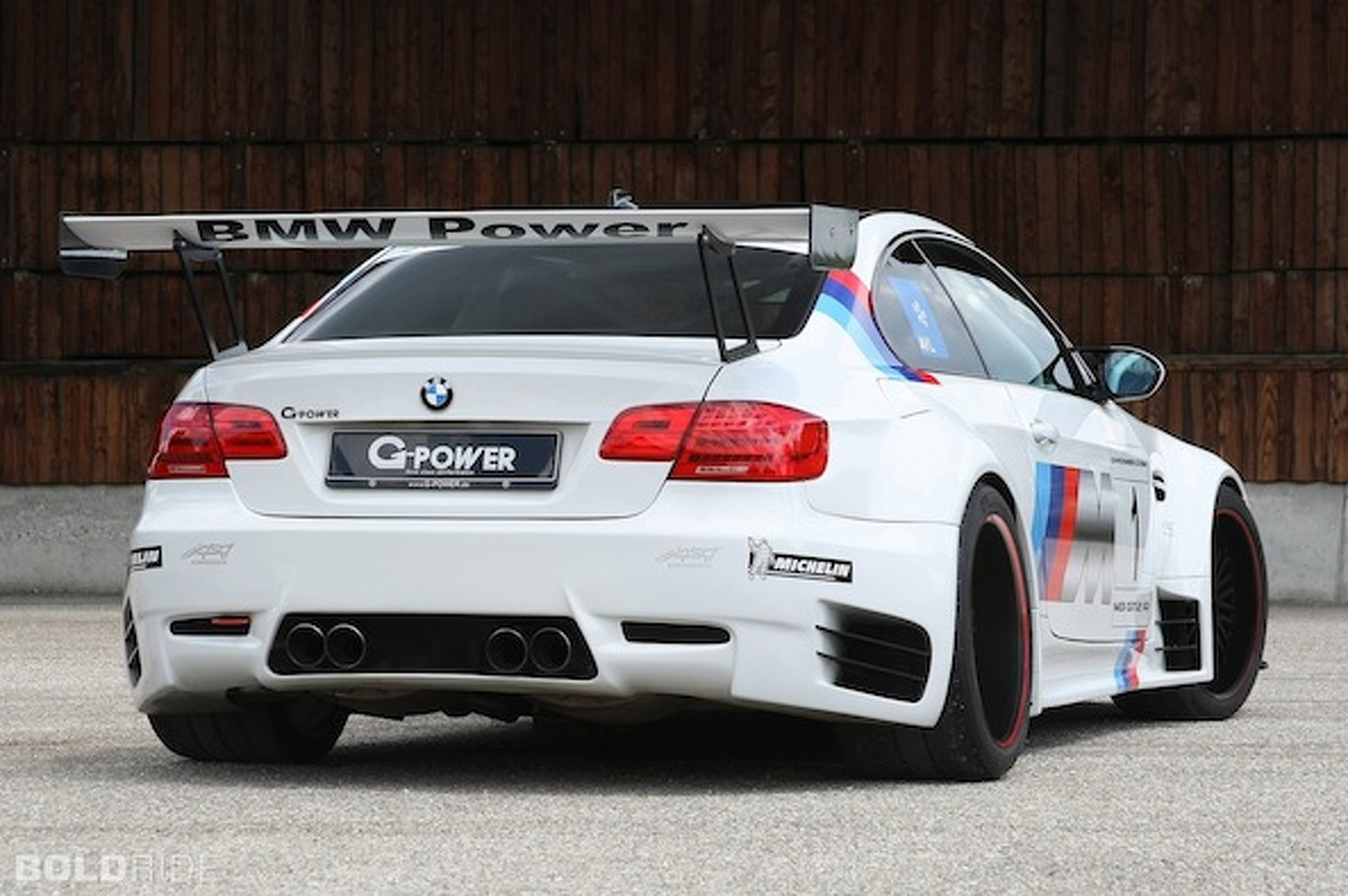 Bold Ride of the Week: G-Power BMW M3 GT2 R