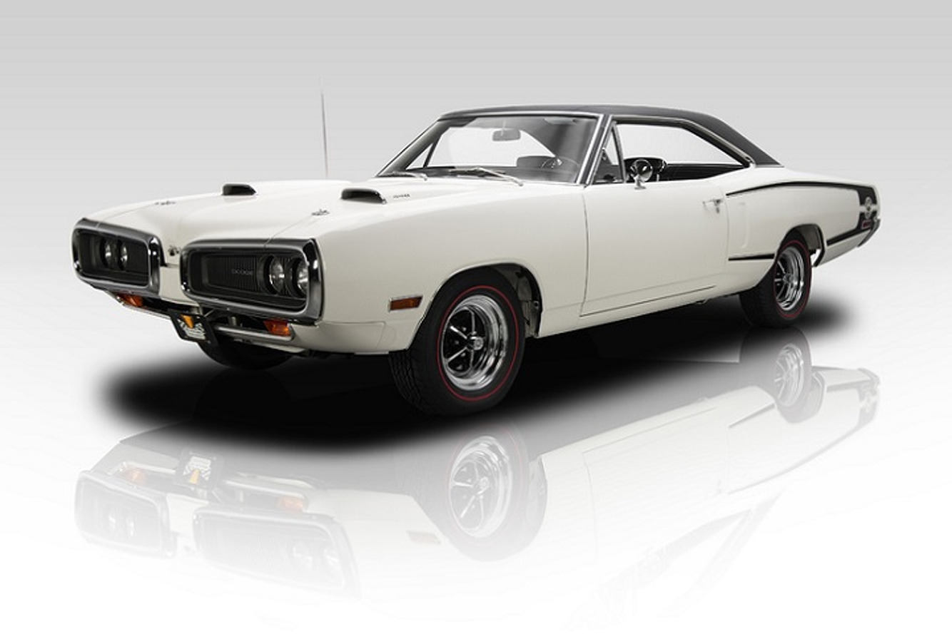 The Original Hellcat, the Coronet Super Bee 440 Six Pack