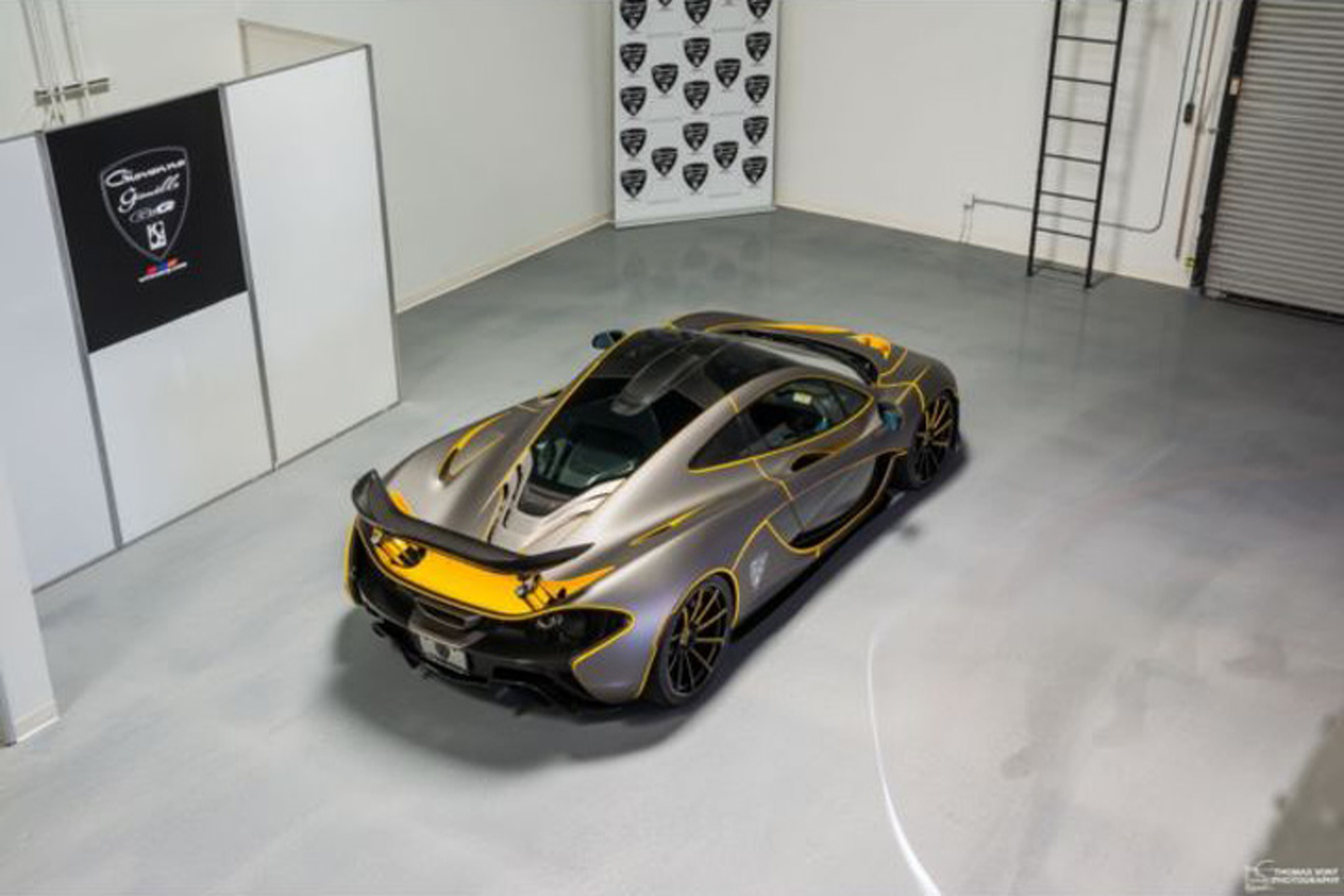 McLaren P1 Hypercar Shows Up on eBay, It's Not Cheap
