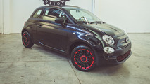 Fiat 500C by Garage Italia Customs for Renzo Rosso