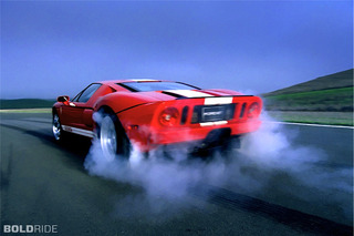 Wheels Wallpaper: Ford GT
