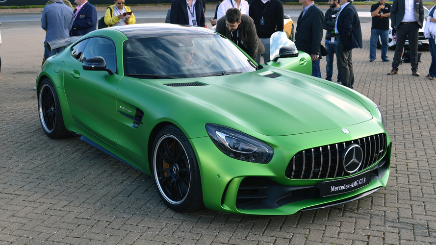 Mercedes will make an AMG GT C Coupe and might do a GT R Roadster