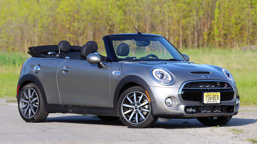 2016 Mini Convertible: First Drive