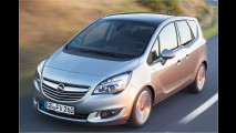 Opel Meriva am seltensten defekt