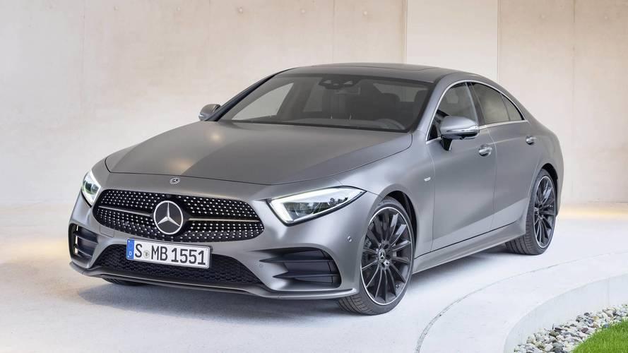 2019 mercedes benz cls class photo for Mercedes benz official site usa