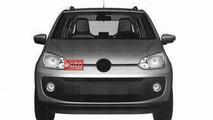 Volkswagen Up! five-door patent photo - 18.1.2012