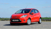 Ford Fiesta ECOnetic even more efficient
