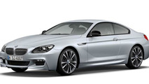 BMW 6-Series Coupe Frozen Silver Edition
