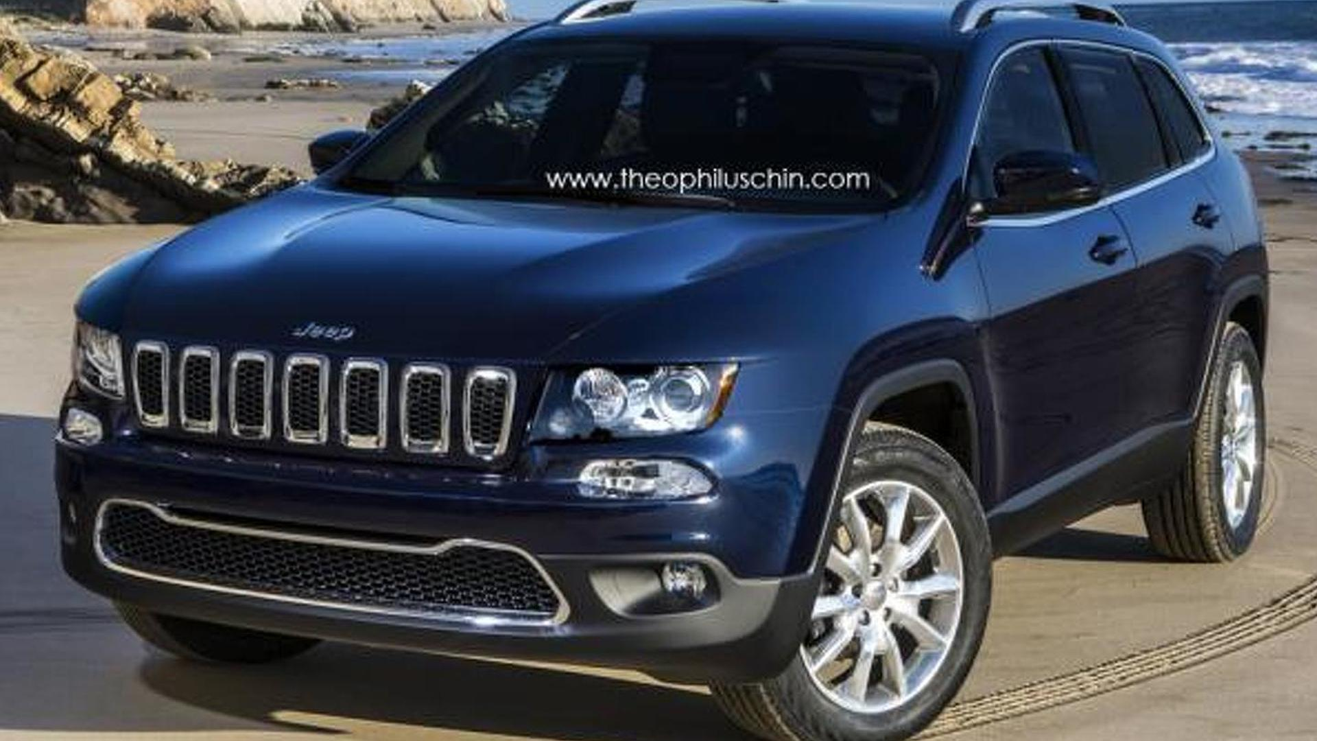 jeep cherokee latitude capsule sunrise review at