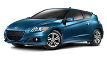 2013 Honda CR-Z (US)