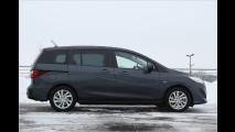 Urbane Familie: Mazda 5