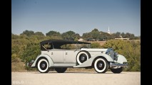 Packard Eight Dual Cowl Sport Phaeton
