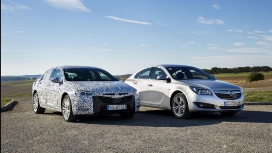Opel, 7 novità in arrivo in un solo anno