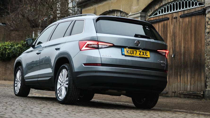 skoda kodiaq se l 2 0 tdi 190 4x4 dsg 7st living with it. Black Bedroom Furniture Sets. Home Design Ideas