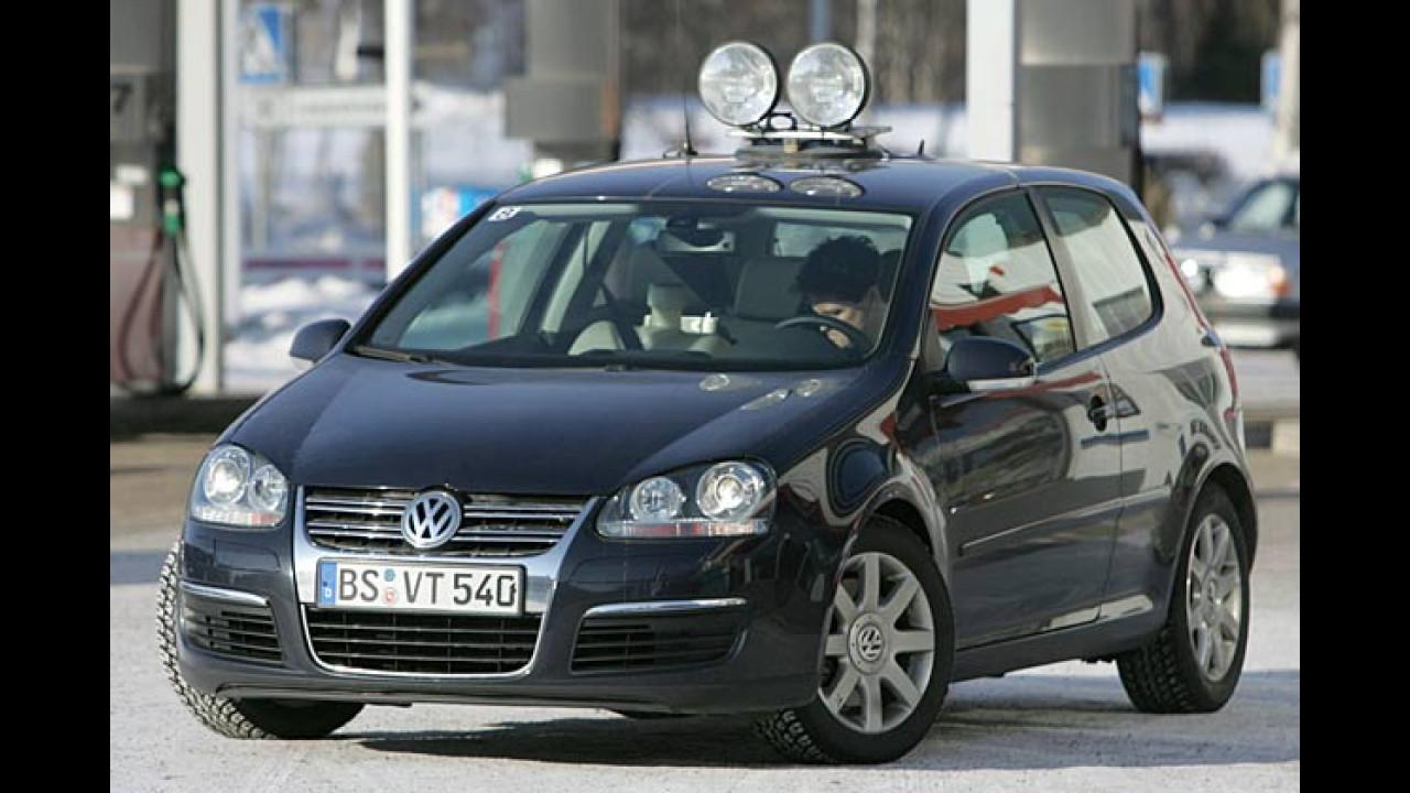 Viel Neues vom VW Golf: