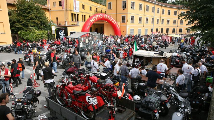 Moto Guzzi anuncia su tradicional jornada de puertas abiertas