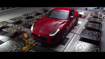 Jaguar F-Type SVR Exhaust Note Art