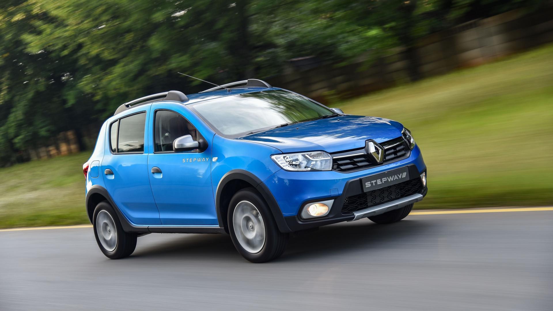 Nova geração do Renault Sandero estreia em 2019