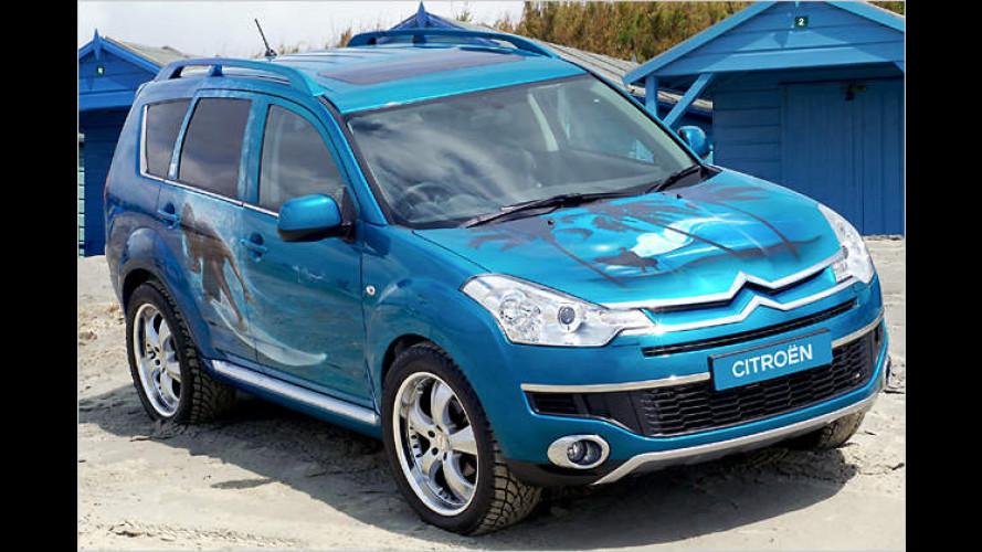 Beachboy und Luxus-C6: Citroën zeigt Showcars in London