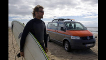 Vom Büro an den Strand