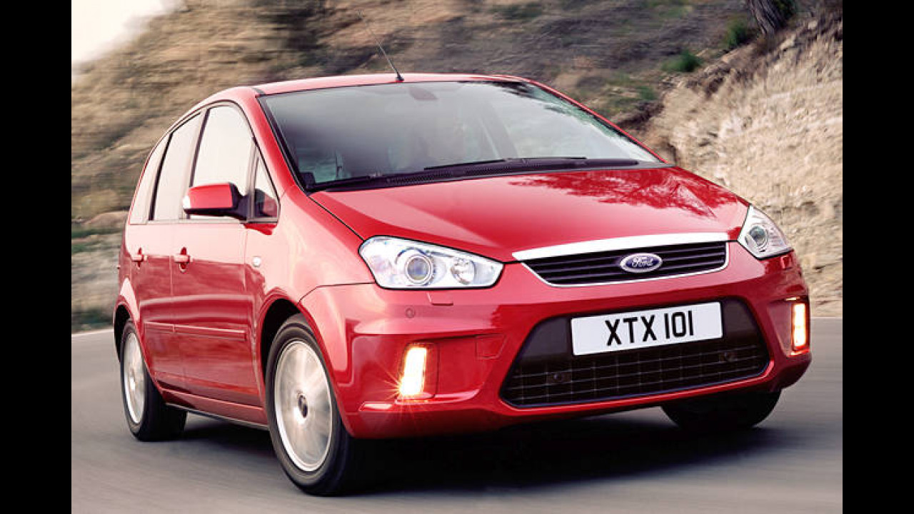 Ford C-MAX 2.0 CNG Ghia (Erdgas)