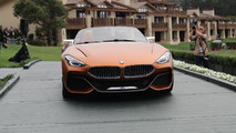 BMW Z4 Concept 2018: Pebble Beach