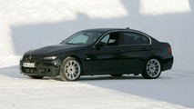 New BMW M3 4-door Spy Photos