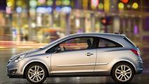 New Opel Corsa Revealed