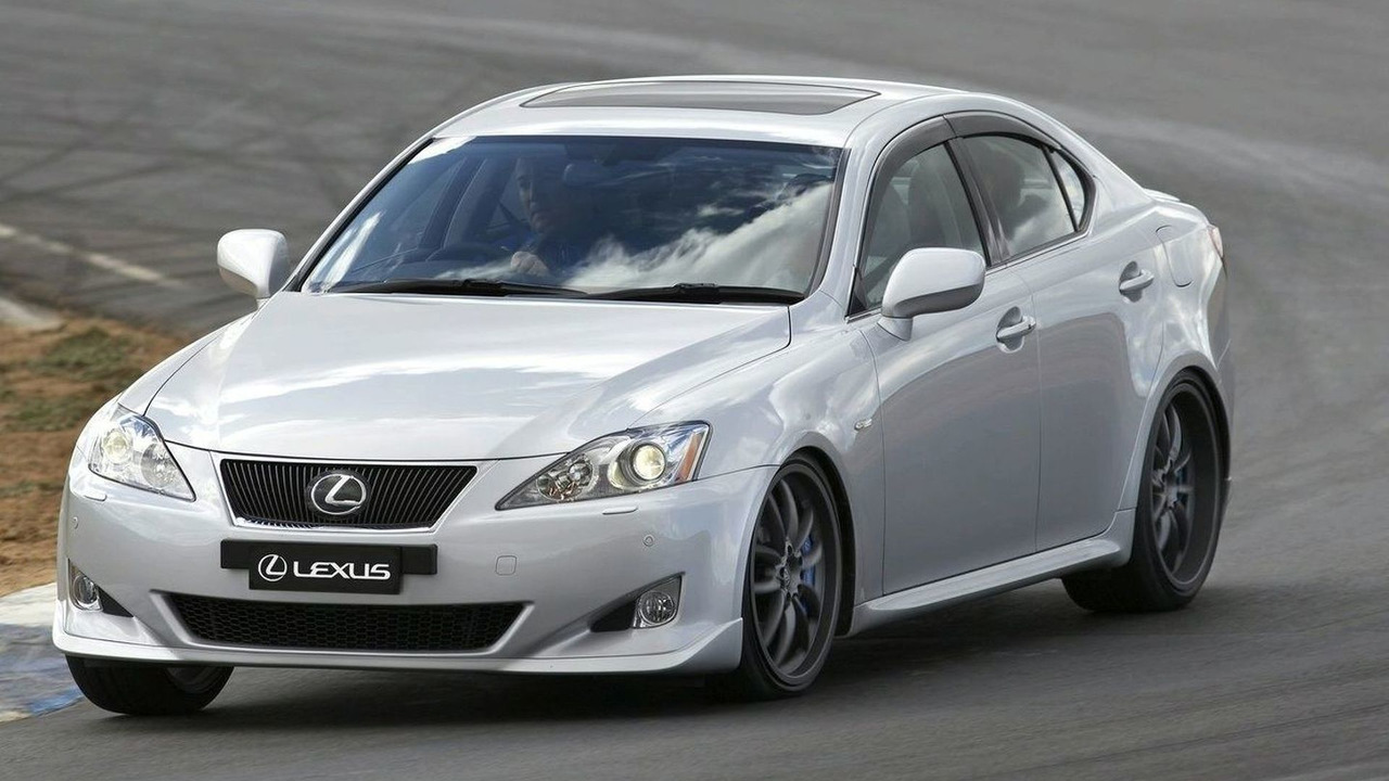 Lexus IS 250 Sports Concept