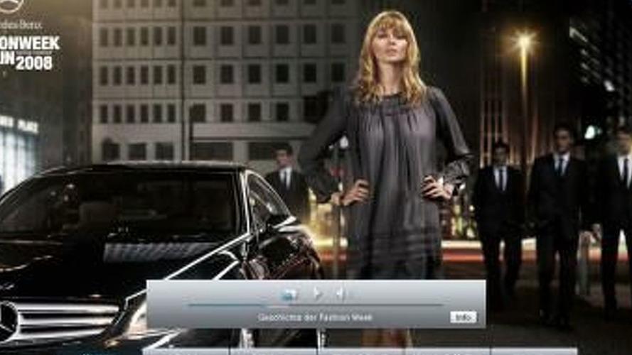 Mercedes-Benz to launch Internet TV