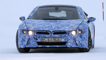 BMW i8 prototype spy photo