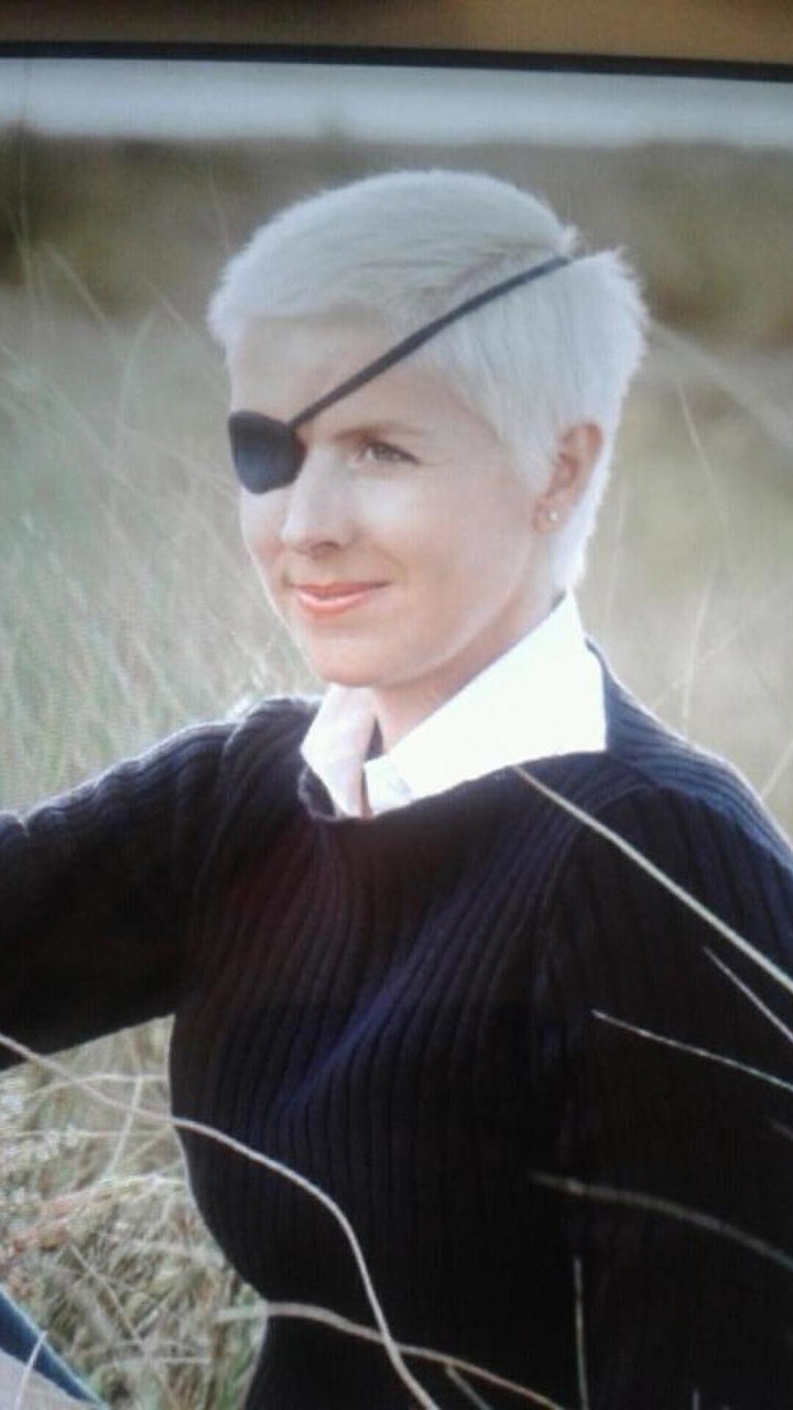 Maria de Villota post accident 10.10.2012