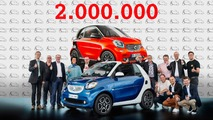 smart sales passes the two million mark