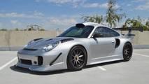 2.- Porsche 911 GT2 de 1.000 CV