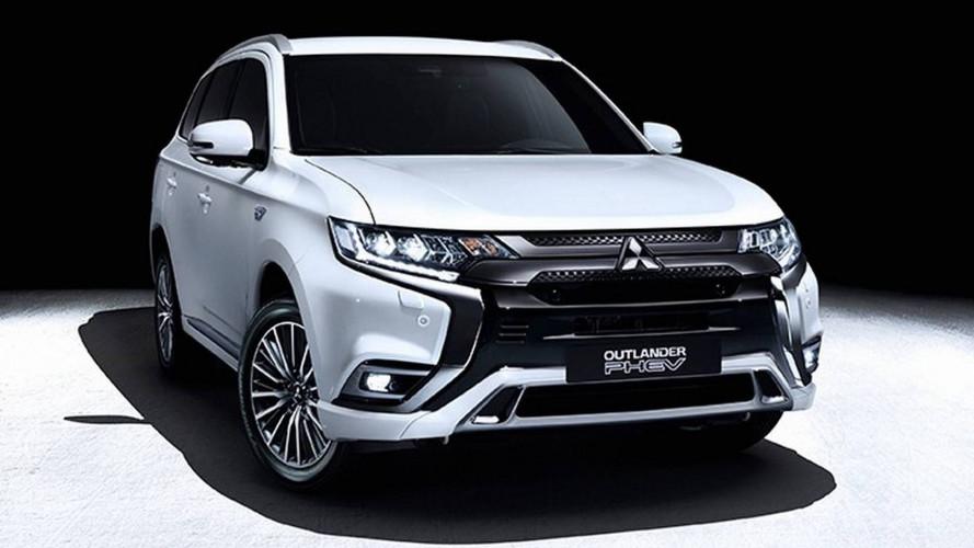Mitsubishi Outlander PHEV, nuovo motore per l'ibrida plug-in più venduta in Europa