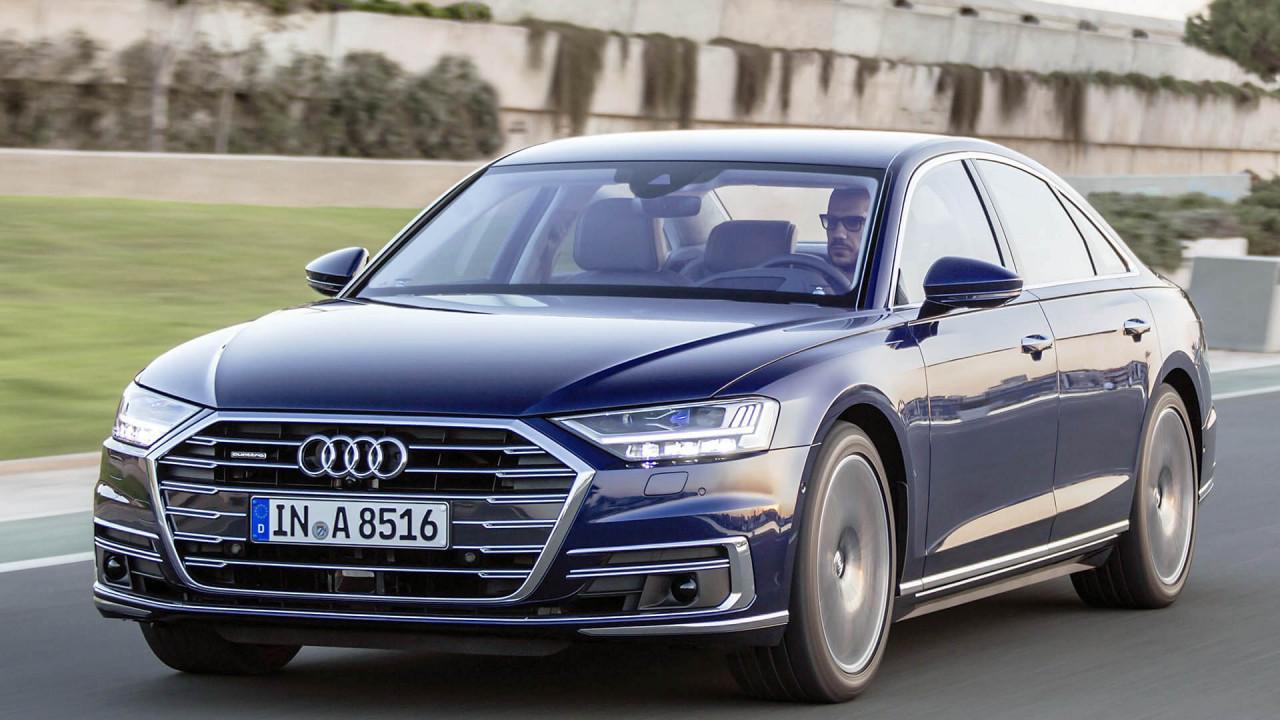 Platz 6: Audi A8 (169 Punkte)