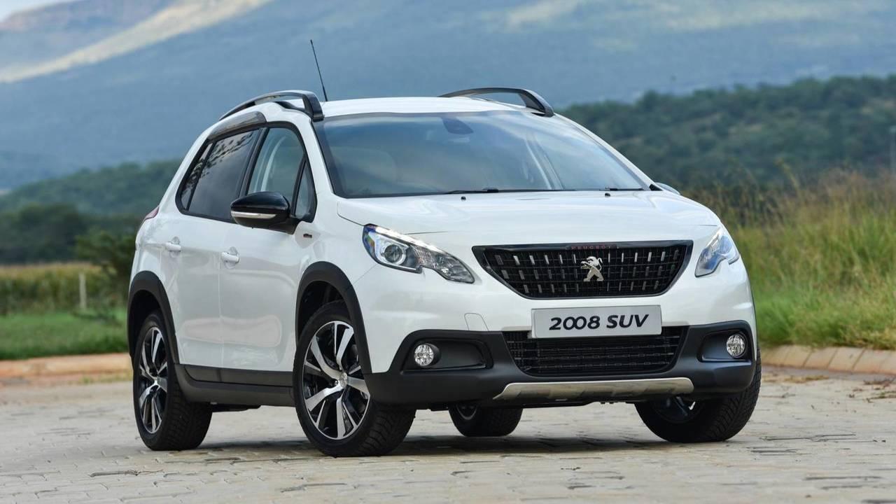 5- Peugeot 2008