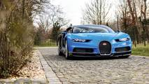 Bugatti Chiron RM Sotheby's