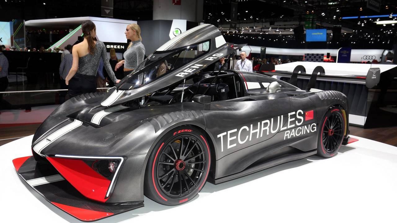 3. Techrules Ren RS