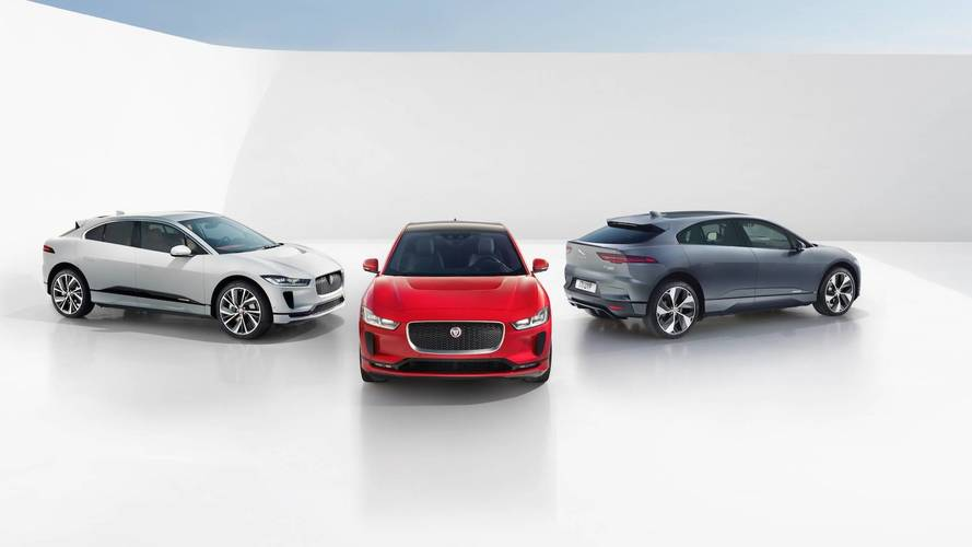 Jaguar I-Pace SVR Is Already Being Considered