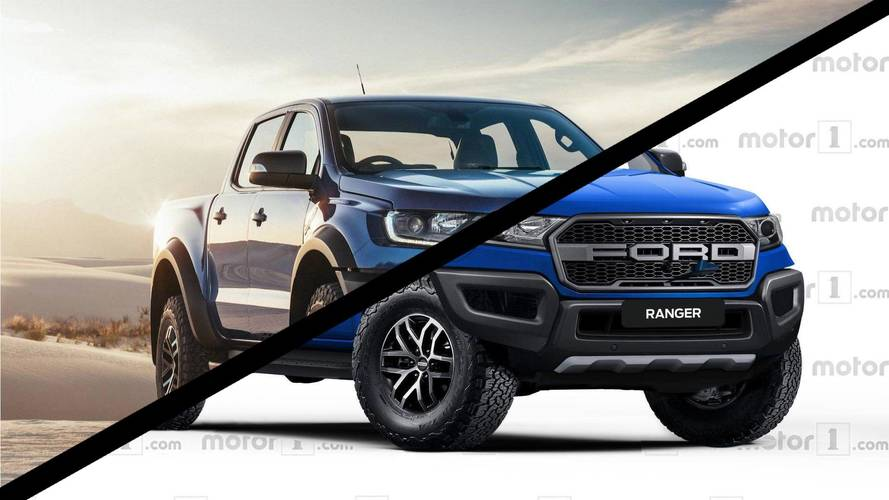 Render Vs. Reality: How the Real Ranger Raptor Matches Our Guess