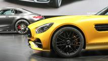 2018 Mercedes-AMG GT C Coupe: Detroit 2017