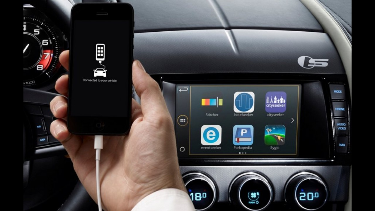 Land Rover lança sistema de entretenimento InControl para toda a linha