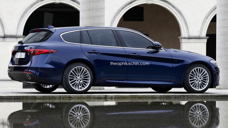 Giulia Sportwagon: seria assim a nova perua da Alfa Romeo