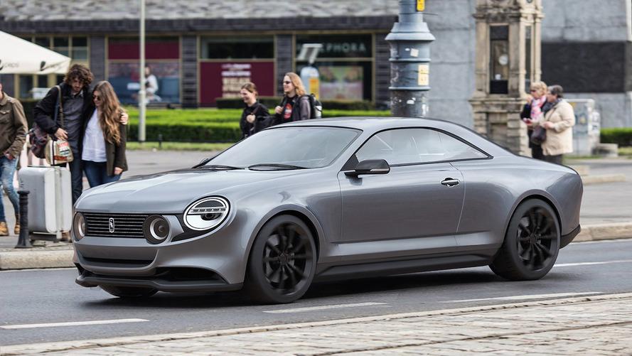 Torino 380 konsepti geçmişi onurlandırdı, geleceğe göz kırptı