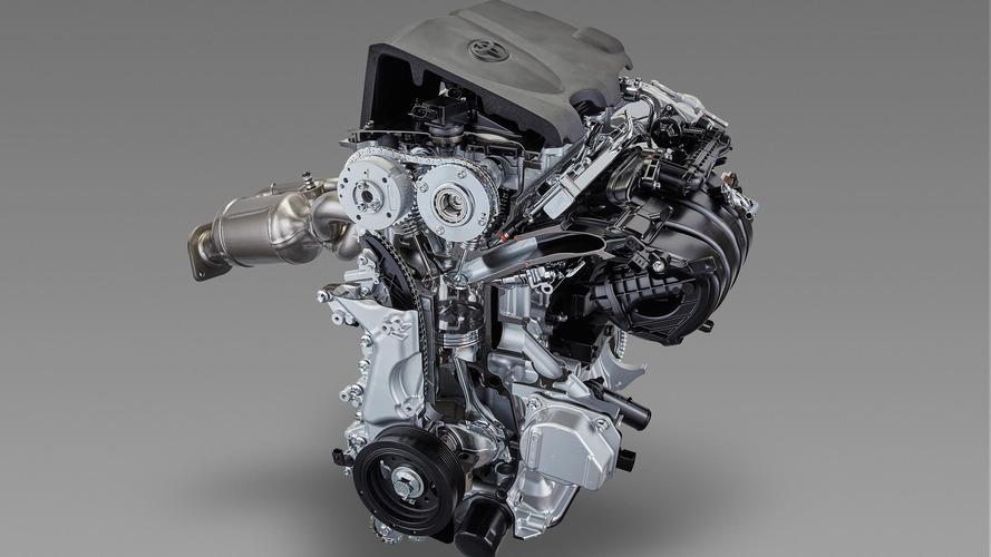 Toyota 2017 Powertrain Introductions