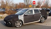 2017 Hyundai i30 CW casus fotoğrafları