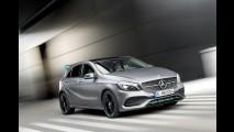 Este é o Mercedes Classe A 2016; esportivo A 45 AMG vai a 381 cv - veja fotos